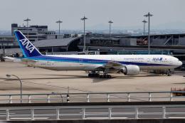 A.Tさんが、関西国際空港で撮影した全日空 777-381/ERの航空フォト(飛行機 写真・画像)