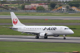 ANA744Foreverさんが、伊丹空港で撮影したジェイエア ERJ-170-100 (ERJ-170STD)の航空フォト(飛行機 写真・画像)