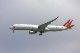 01yy07さんが、成田国際空港で撮影したフィリピン航空 A350-941の航空フォト(飛行機 写真・画像)