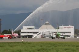ゴンタさんが、松本空港で撮影したフジドリームエアラインズ ERJ-170-200 (ERJ-175STD)の航空フォト(飛行機 写真・画像)