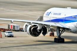 のぶさん。さんが、中部国際空港で撮影した全日空 777-381の航空フォト(飛行機 写真・画像)
