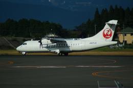 FRTさんが、鹿児島空港で撮影した日本エアコミューター ATR-42-600の航空フォト(飛行機 写真・画像)