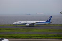 乙事さんが、羽田空港で撮影した全日空 787-9の航空フォト(飛行機 写真・画像)
