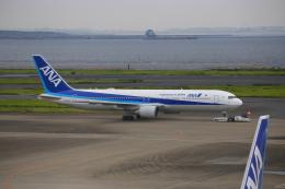乙事さんが、羽田空港で撮影した全日空 767-381/ERの航空フォト(飛行機 写真・画像)