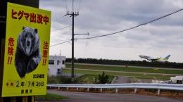 Airway-japanさんが、函館空港で撮影したAIR DO 737-781の航空フォト(飛行機 写真・画像)