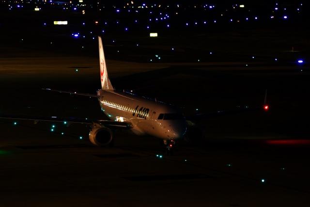 M.airphotoさんが、福岡空港で撮影したジェイエア ERJ-190-100(ERJ-190STD)の航空フォト(飛行機 写真・画像)