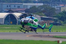 yabyanさんが、名古屋飛行場で撮影した兵庫県消防防災航空隊 BK117C-2の航空フォト(飛行機 写真・画像)