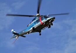 jp arrowさんが、名古屋飛行場で撮影した山口県警察 A109E Powerの航空フォト(飛行機 写真・画像)