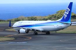 kando-yamaさんが、八丈島空港で撮影した全日空 737-881の航空フォト(飛行機 写真・画像)