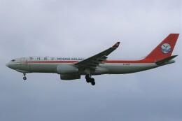みるぽんたさんが、成田国際空港で撮影した四川航空 A330-243Fの航空フォト(飛行機 写真・画像)