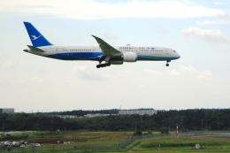 Hiro-hiroさんが、成田国際空港で撮影した厦門航空 787-9の航空フォト(飛行機 写真・画像)