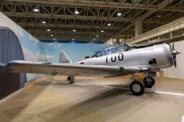 まんぼ しりうすさんが、ヤマザキマザック工作機械博物館で撮影した航空自衛隊 T-6G Texanの航空フォト(飛行機 写真・画像)