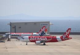 flyflygoさんが、中部国際空港で撮影したエアアジア・ジャパン A320-216の航空フォト(飛行機 写真・画像)