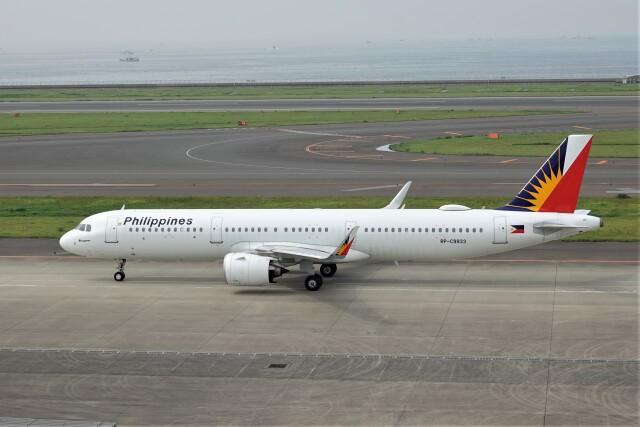 jutenLCFさんが、中部国際空港で撮影したフィリピン航空 A321-271Nの航空フォト(飛行機 写真・画像)
