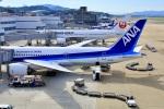 くれないさんが、福岡空港で撮影した全日空 787-8 Dreamlinerの航空フォト(飛行機 写真・画像)