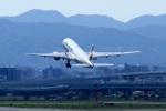 くれないさんが、福岡空港で撮影した日本航空 777-246の航空フォト(飛行機 写真・画像)