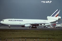 tassさんが、成田国際空港で撮影したエールフランス航空 DC-10-30の航空フォト(飛行機 写真・画像)