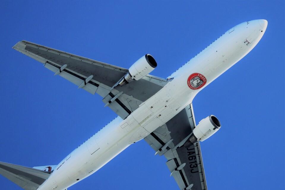 T.Sazenさんの日本航空 Boeing 767-300 (JA613J) 航空フォト