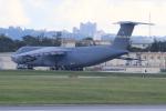 キイロイトリさんが、嘉手納飛行場で撮影したアメリカ空軍 C-5M Super Galaxyの航空フォト(飛行機 写真・画像)
