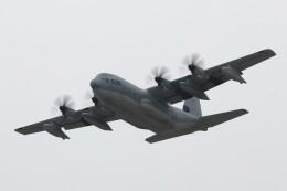 hanatomo735さんが、岩国空港で撮影したアメリカ海兵隊 KC-130J Herculesの航空フォト(飛行機 写真・画像)