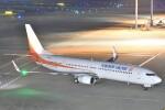 B747‐400さんが、羽田空港で撮影した奥凱航空 737-9KF/ERの航空フォト(飛行機 写真・画像)