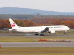 むらさめさんが、新千歳空港で撮影した日本航空 777-346の航空フォト(飛行機 写真・画像)