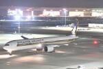 B747‐400さんが、羽田空港で撮影したシンガポール航空 777-312/ERの航空フォト(飛行機 写真・画像)