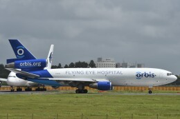 B747‐400さんが、成田国際空港で撮影したプロジェクト・オルビス MD-10-30Fの航空フォト(飛行機 写真・画像)