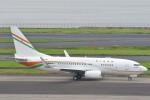 B747‐400さんが、羽田空港で撮影したニジェール政府 737-75U BBJの航空フォト(飛行機 写真・画像)