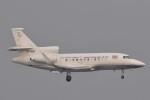 B747‐400さんが、羽田空港で撮影したイラン・イスラム共和国政府 Falcon 900EXの航空フォト(飛行機 写真・画像)