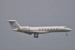 B747‐400さんが、羽田空港で撮影したウガンダ政府 G-V-SP Gulfstream G550の航空フォト(飛行機 写真・画像)