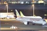 B747‐400さんが、羽田空港で撮影したエチオピア航空 787-8 Dreamlinerの航空フォト(飛行機 写真・画像)