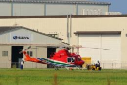 レガシィさんが、宇都宮飛行場で撮影したSUBARU 412EPの航空フォト(飛行機 写真・画像)
