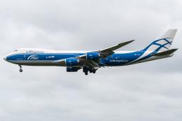 I.Kさんが、成田国際空港で撮影したエアブリッジ・カーゴ・エアラインズ 747-83QFの航空フォト(飛行機 写真・画像)