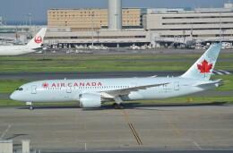 bachi51さんが、羽田空港で撮影したエア・カナダ 787-8 Dreamlinerの航空フォト(飛行機 写真・画像)