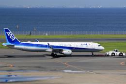 inyoさんが、羽田空港で撮影した全日空 A321-211の航空フォト(飛行機 写真・画像)