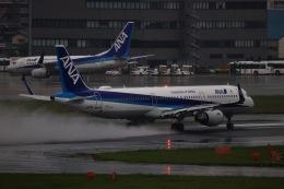M.airphotoさんが、福岡空港で撮影した全日空 A321-211の航空フォト(飛行機 写真・画像)