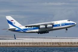 Ariesさんが、関西国際空港で撮影したヴォルガ・ドニエプル航空 An-124-100 Ruslanの航空フォト(飛行機 写真・画像)