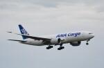 LEGACY-747さんが、成田国際空港で撮影した全日空 777-F81の航空フォト(飛行機 写真・画像)
