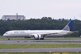 Jyunpei Ohyamaさんが、成田国際空港で撮影したユナイテッド航空 787-10の航空フォト(飛行機 写真・画像)
