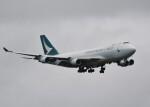 LEGACY-747さんが、成田国際空港で撮影したキャセイパシフィック航空 747-467F/ER/SCDの航空フォト(飛行機 写真・画像)