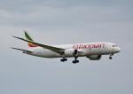 LEGACY-747さんが、成田国際空港で撮影したエチオピア航空 787-8 Dreamlinerの航空フォト(飛行機 写真・画像)
