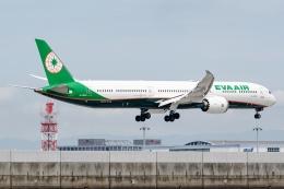 Ariesさんが、関西国際空港で撮影したエバー航空 787-10の航空フォト(飛行機 写真・画像)