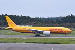 Jyunpei Ohyamaさんが、成田国際空港で撮影したアエロ・ロジック 777-200の航空フォト(飛行機 写真・画像)