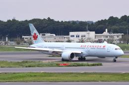 Jyunpei Ohyamaさんが、成田国際空港で撮影したエア・カナダ 787-9の航空フォト(飛行機 写真・画像)