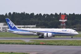 Jyunpei Ohyamaさんが、成田国際空港で撮影した全日空 787-9の航空フォト(飛行機 写真・画像)