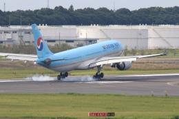 Hiro-hiroさんが、成田国際空港で撮影した大韓航空 A330-223の航空フォト(飛行機 写真・画像)