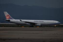 A.Tさんが、関西国際空港で撮影したチャイナエアライン A330-302の航空フォト(飛行機 写真・画像)