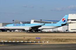 キットカットさんが、成田国際空港で撮影した大韓航空 A330-323Xの航空フォト(飛行機 写真・画像)