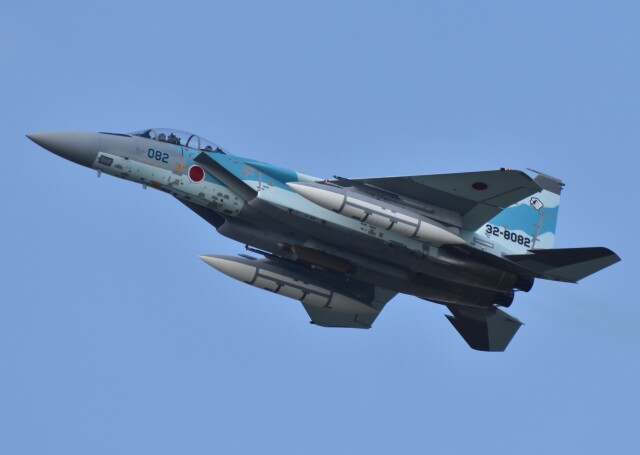 shirakoさんが、岐阜基地で撮影した航空自衛隊 F-15DJ Eagleの航空フォト(飛行機 写真・画像)